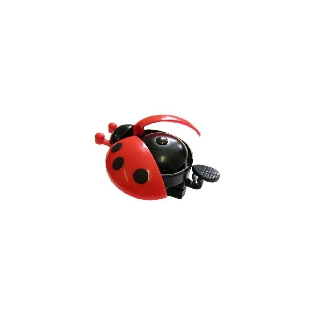 Csengő piros katicás