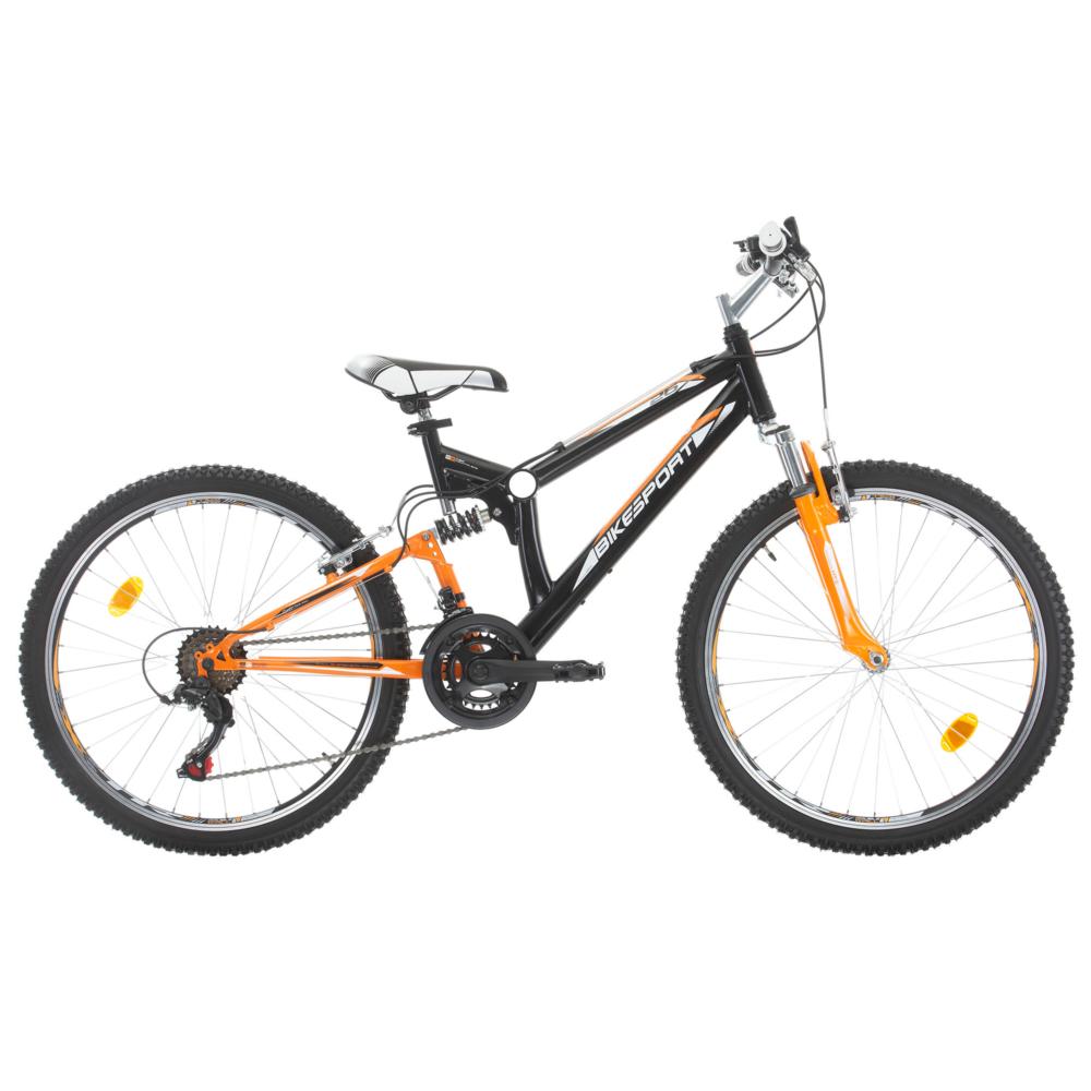 bikesport paralax narancs