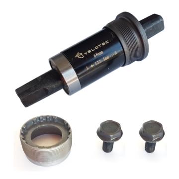 Monoblokk Velotech 124,5mm