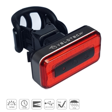 Lámpa Velotech PRO Brick 120lm
